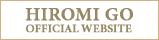 HIROMI GO OFFICIAL WEBSITE